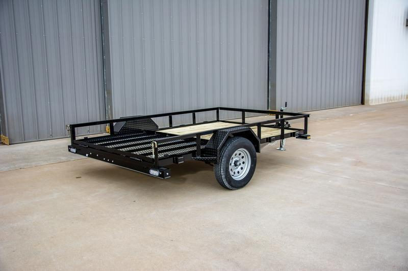 2021 DooLitttle Trailers RS600 Utility Trailer