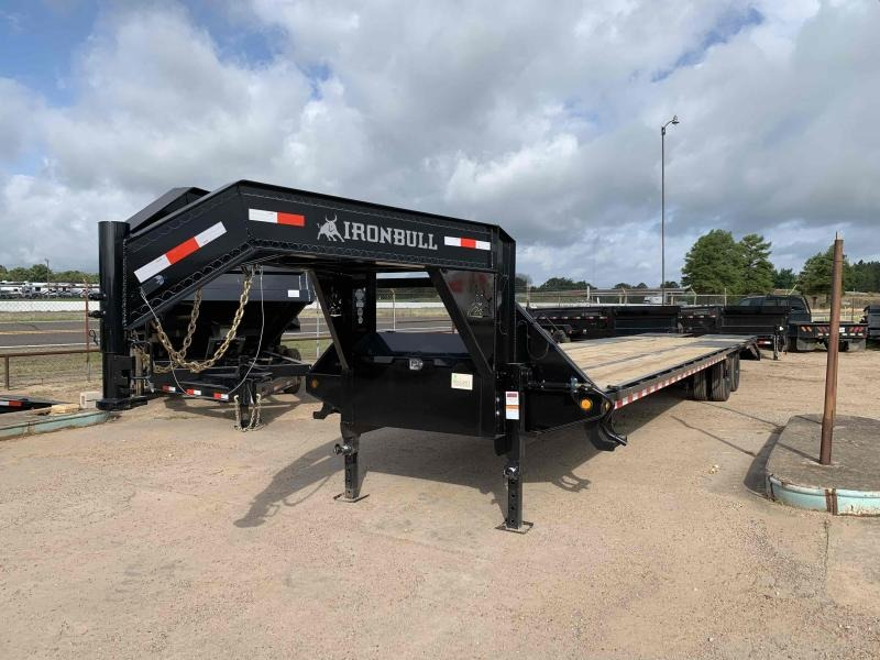 2022 Iron Bull 102X40 LOW PRO Flatbed Trailer