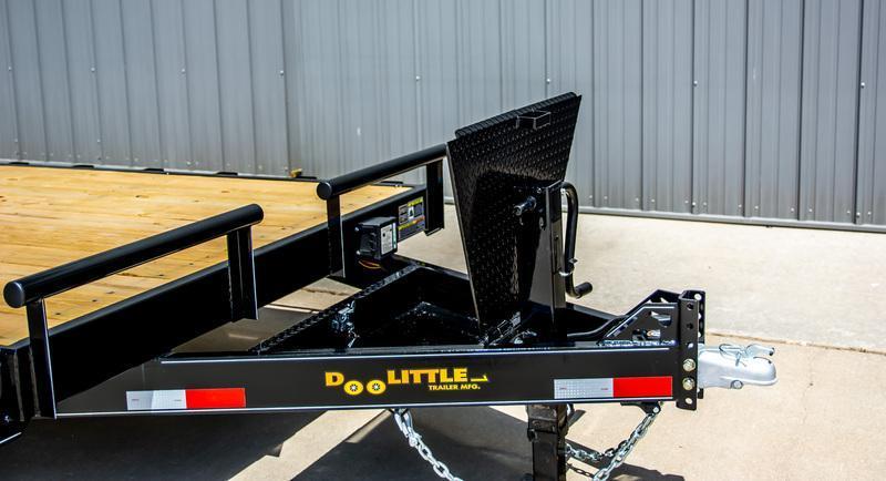 2021 Doolittle Trailer Mfg Xtreme Equipment Trailer