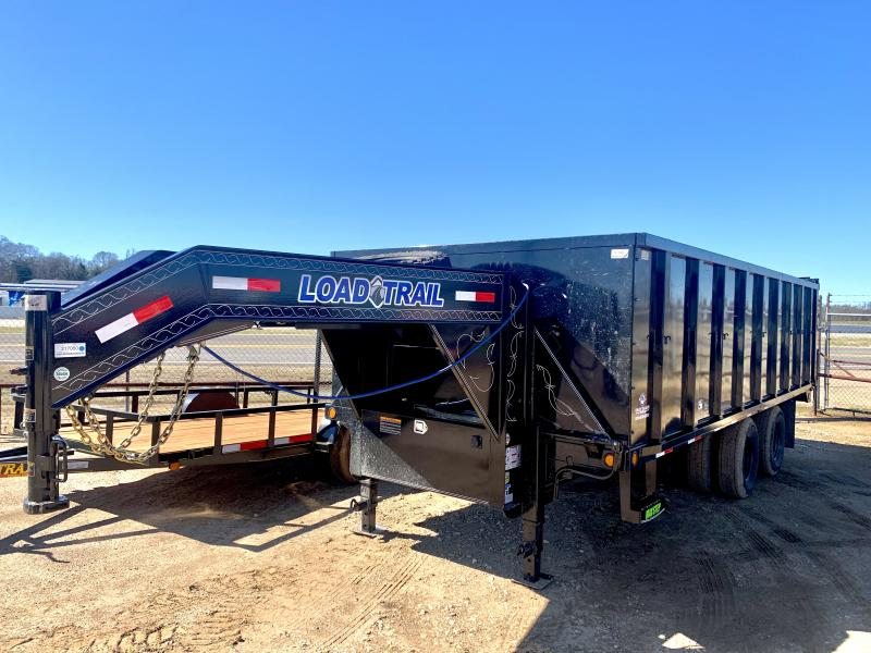 2020 Load Trail PX24 Dump Trailer