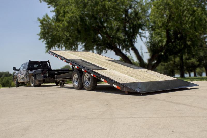 2021 Iron Bull Tilt Equipment Trailer