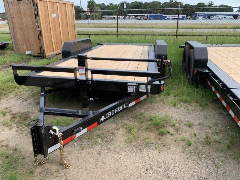 2022 Iron Bull Tilt Equipment Trailer
