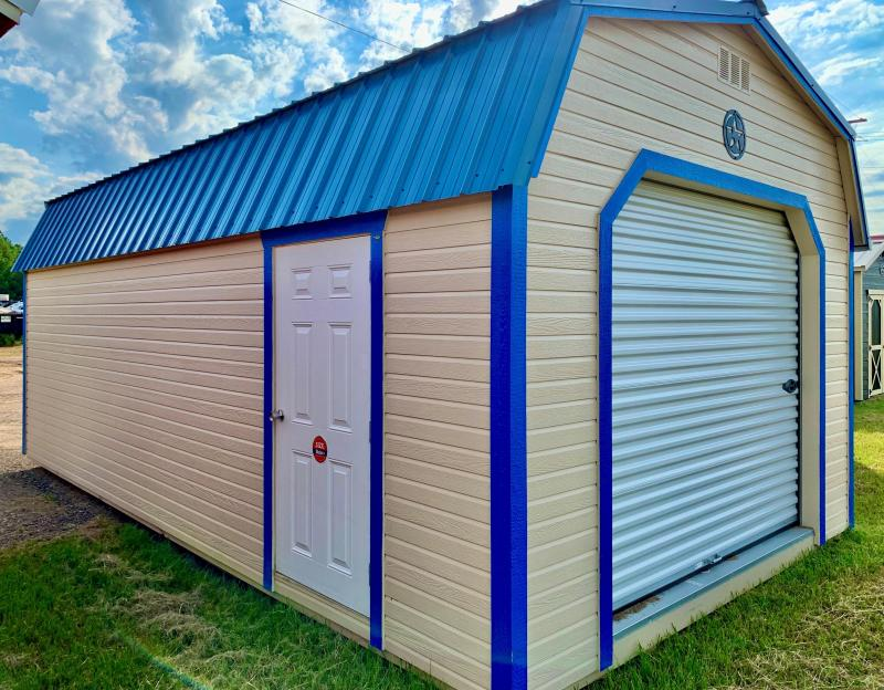 2020 Lonestar Shed Cabin