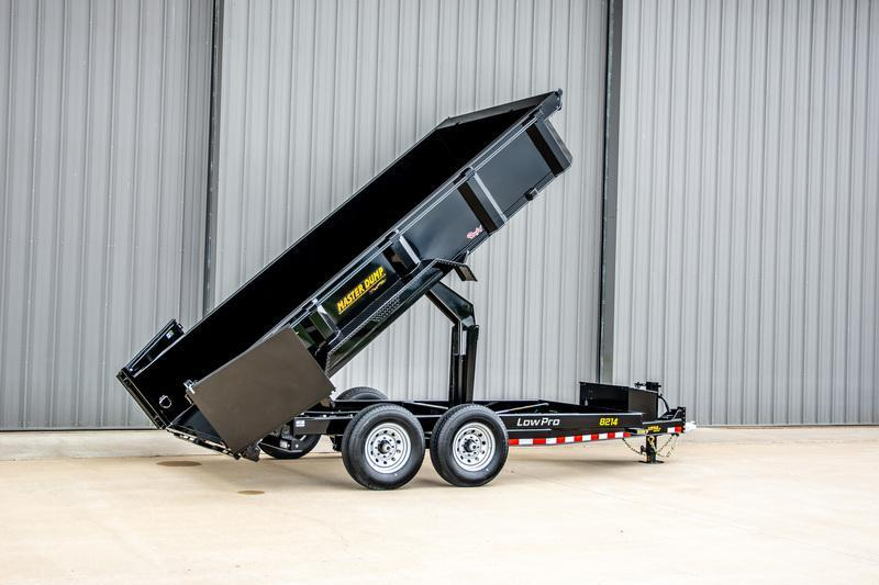 2021 Doolittle Trailer Mfg MD821624 Dump Trailer