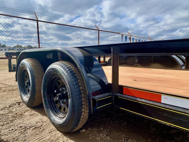 2021 Traxx 2021 TRAXX 83x20 Utility trailers Utility Trailer
