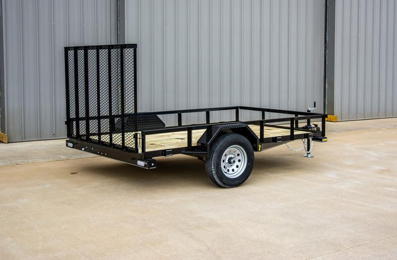 2021 DooLitttle Trailers RS770 Equipment Trailer