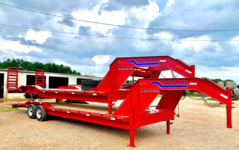 2021 Traxx 30' Drive Over Fender Trailer