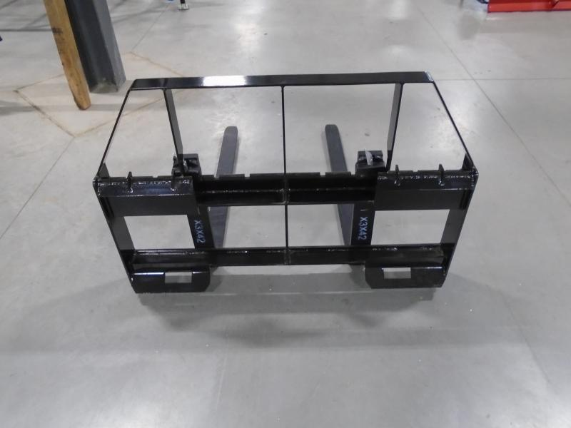 2020 Mahindra PFC2000 Pallet Fork Attachment