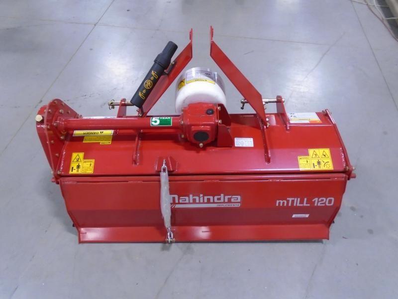 2020 Mahindra mTill Tiller 120-4 Attachment