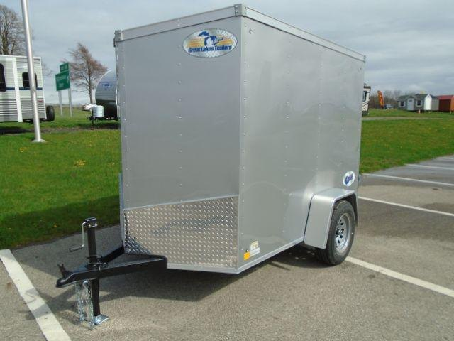 2020 Great Lakes Trailers GLEFTW58SA35-S ERIE 5X8 RD Enclosed Cargo Trailer