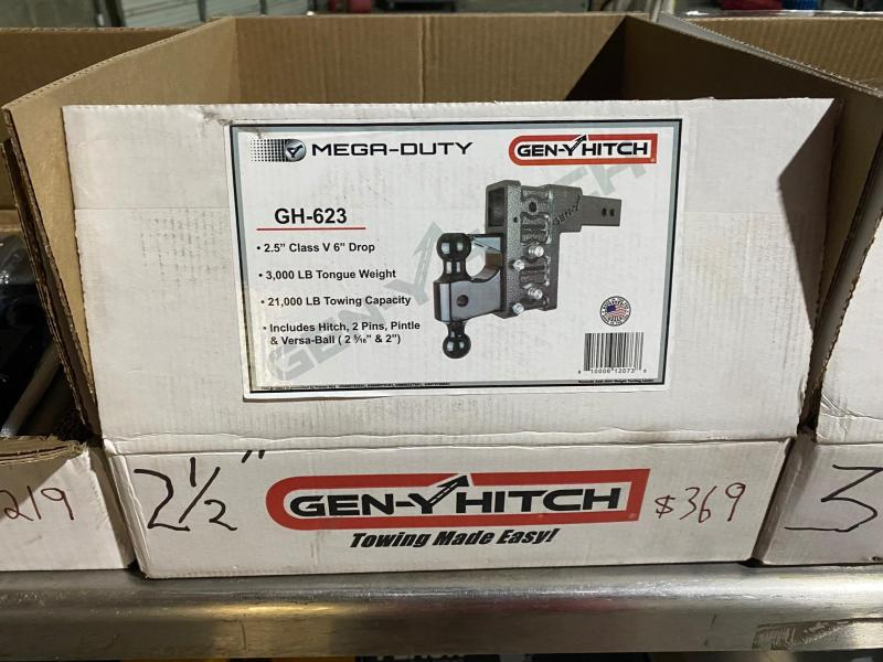2021 Gen-Y Hitch GH-623