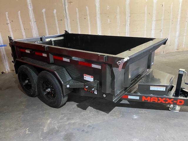 2022 MAXX-D Gray 61021