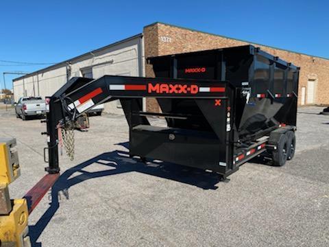 2021 MAXXD ROX 14k Roll-off Dump Trailer