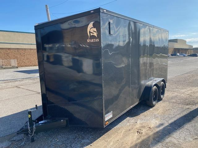 2021 Spartan Cargo 7 x 16 x 7 Enclosed Cargo Trailer