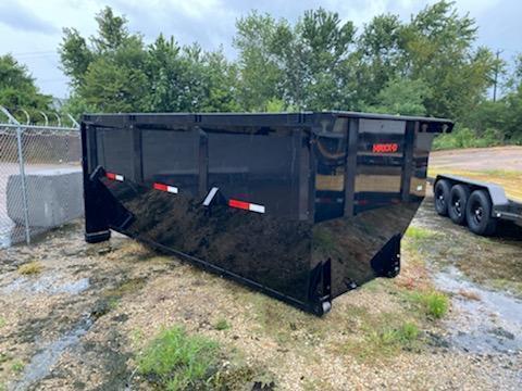 2021 MAXXD 6' high 14' roll off bin
