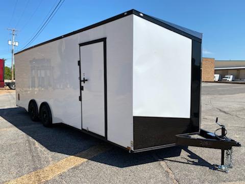 2021 Spartan 8.5 x 24 Enclosed Cargo Trailer