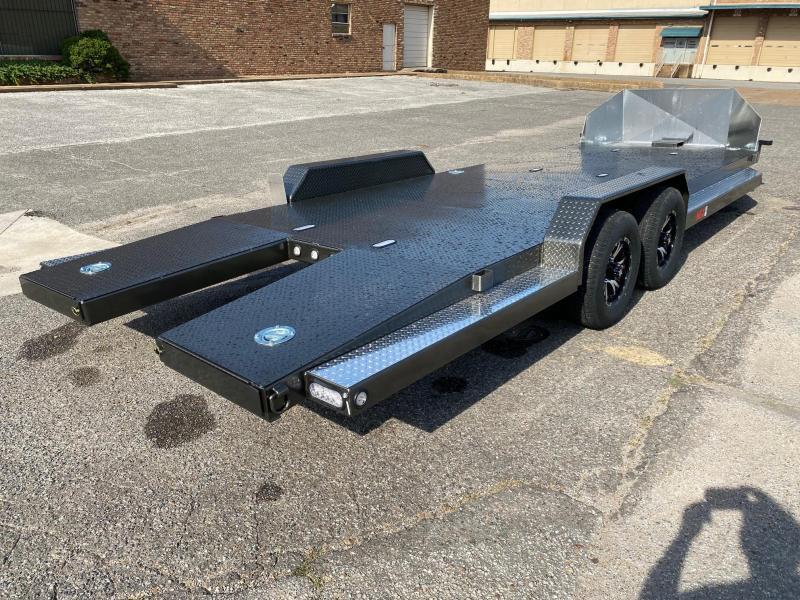 2022 MAXXD N6X 24ft  Car Trailer