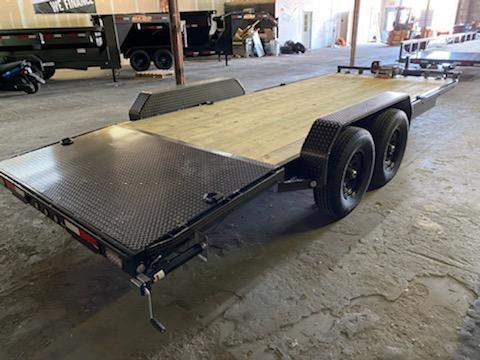 2020 MAXXD C5X8320  10k Car Hauler Trailer