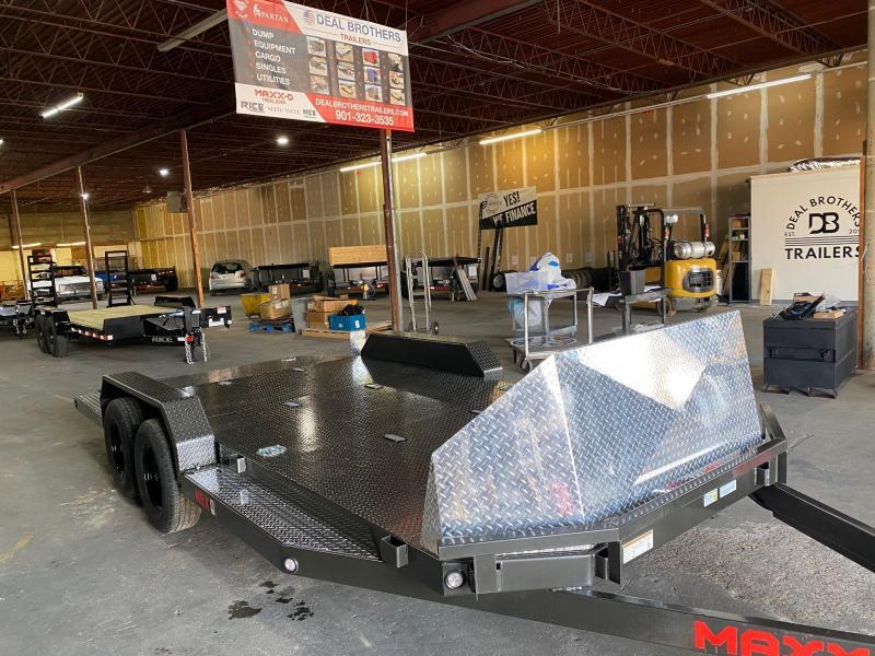 2022 MAXXD N5X 18ft  Car Trailer