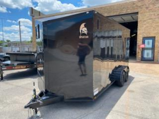 2020 Spartan Cargo 7 x 16 x 7 Enclosed Cargo Trailer