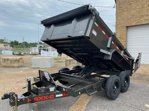 2021 MAXXD DMX 8312 Dump Trailer