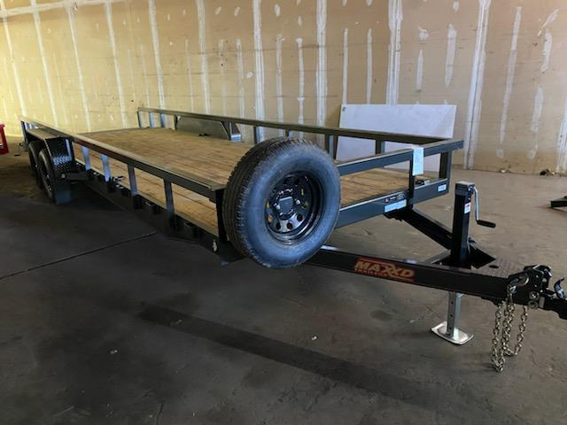 2020 MAXXD C5X8324 10k Equipment Trailer