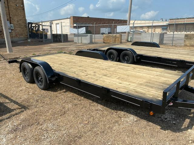2020 Other 20' Car Hauler Flatbed Trailer