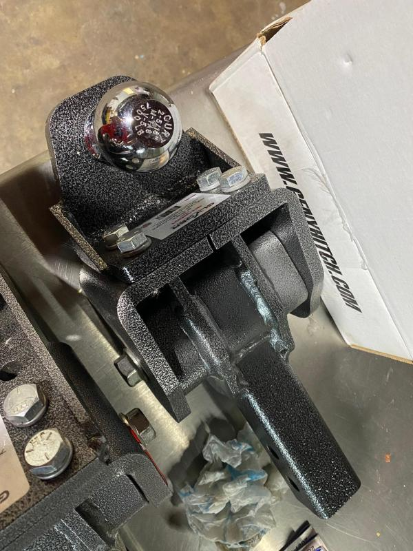 2021 GH-12001 Hitches