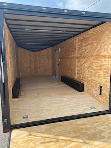 2020 Spartan 8.5 x 20 Enclosed Cargo Trailer