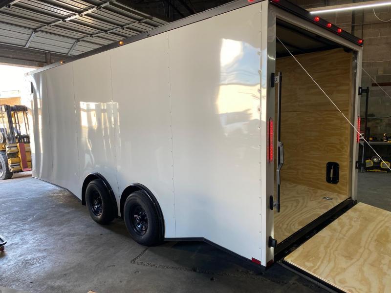 2022 Spartan 8.5 x 20 Enclosed Cargo Trailer