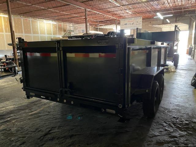 2021 MAXXD DJX8316 Dump Trailer