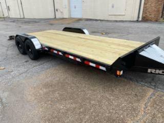 2020 Rice Trailers 20' 10k equipment Trailer