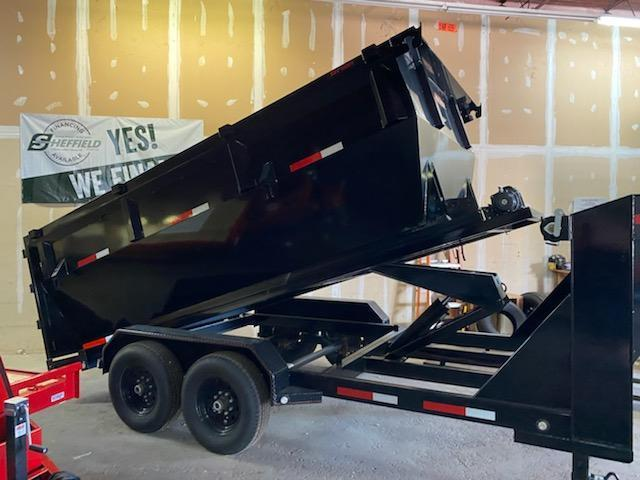 2021 MAXXD ROX 14k Roll-off Dump Trailer