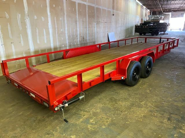 2020 MAXXD C4X8324  Equipment Trailer