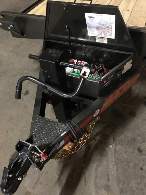 2021 MAXXD T5X 8322 Power Hydraulic Tilt