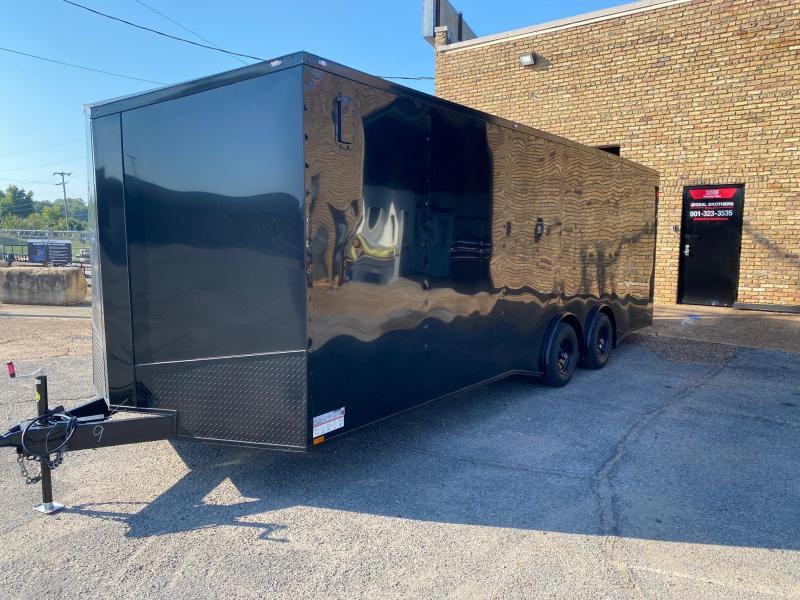 2022 Spartan 8.5 x 24 Enclosed Cargo Trailer
