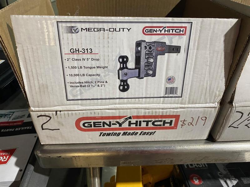 2021 Gen-Y Hitch GH-313