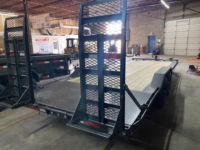 2021 MAXXD H6X10224  Stand up ramps14k  Hauler