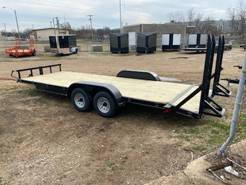2021 Northshore 8222 HD Equipment Trailer