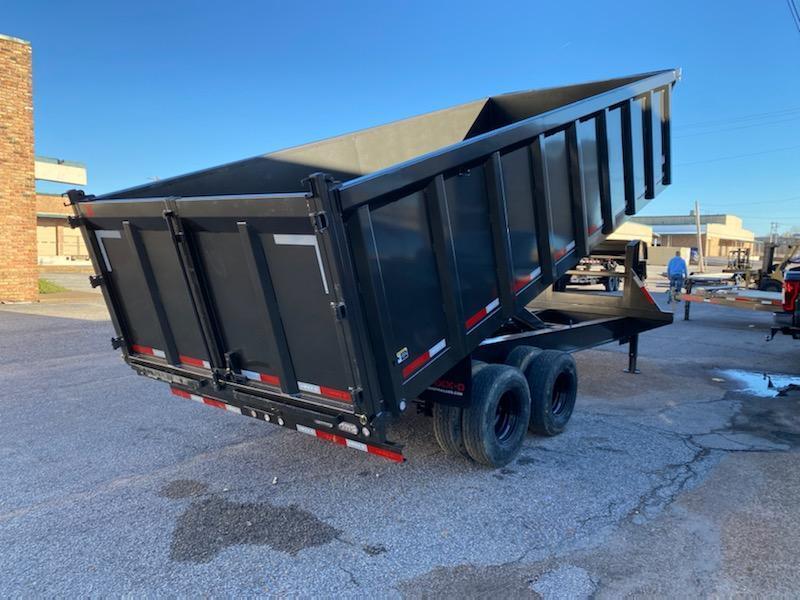 2021 MAXXD DDX9620  Tandem Dual Dump