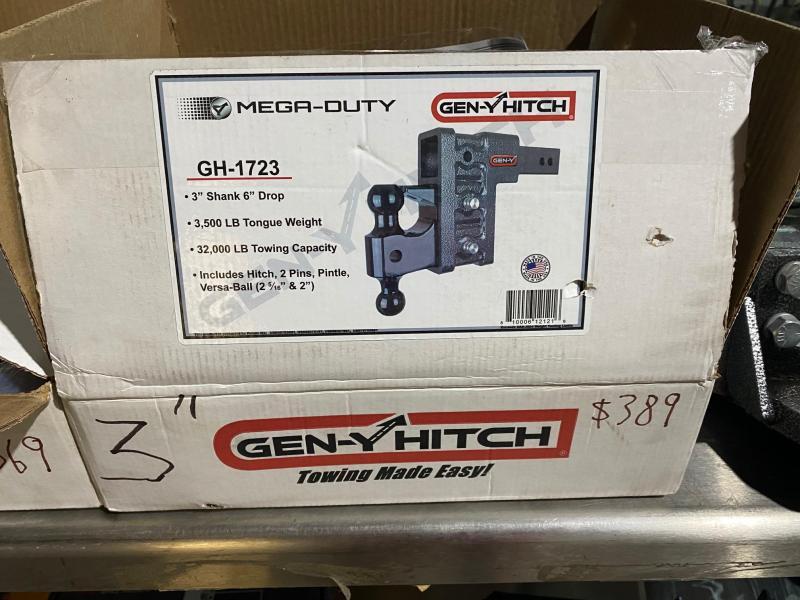 2021 Gen-Y Hitch GH-1723