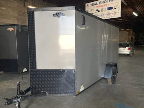 2021Diamond Cargo 6 x 12 Enclosed Cargo Trailer