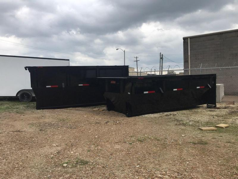 2021 MAXXD 6' high 14' roll off bin