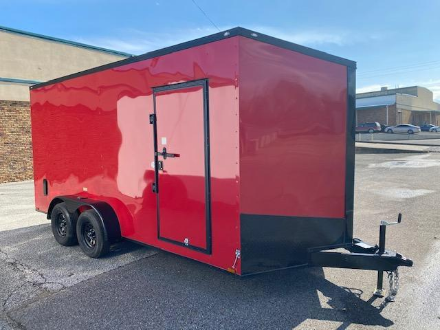 2021 Spartan Cargo 7 x 16 x 7 Enclosed Cargo Trailer