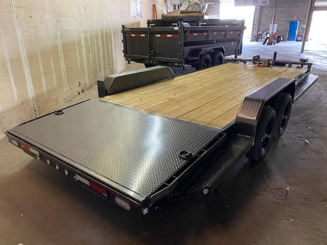 2020 MAXXD C4X8320  7k Car Hauler Trailer