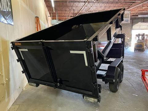 2022 MAXXD ROX 14k Roll-off Dump Trailer