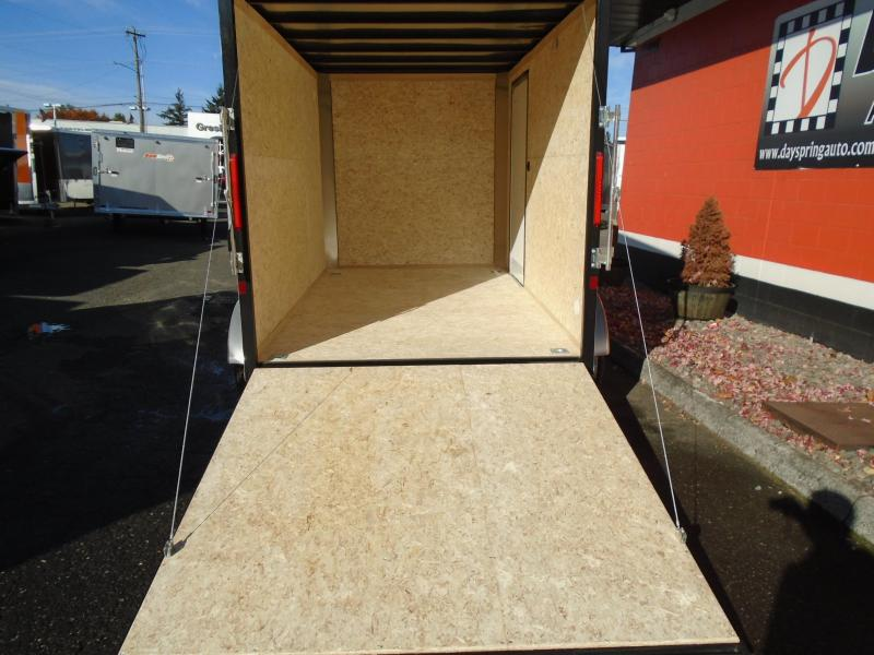 2021 Charmac Trailers 7X12T  Enclosed Cargo Trailer