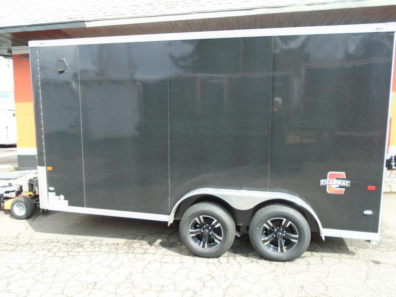 2020 Charmac Trailers 7.6X14T Enclosed Cargo Trailer