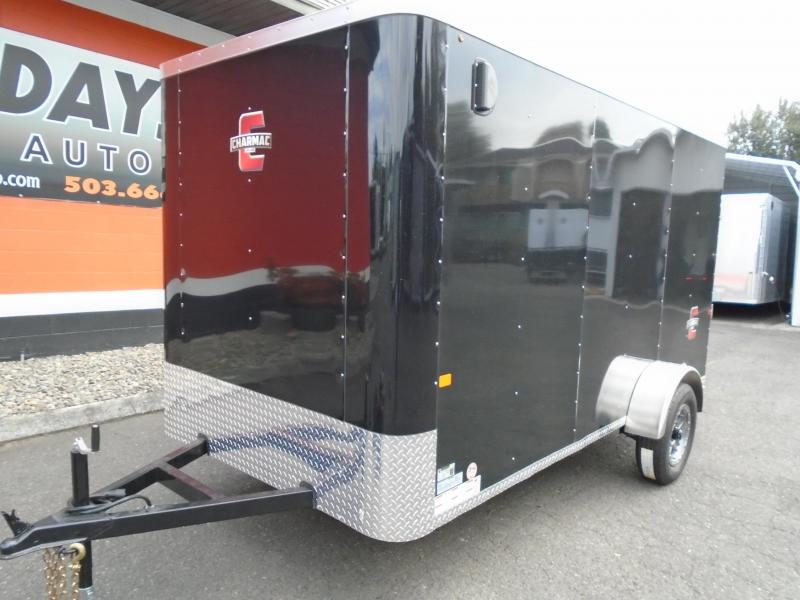 2021 Charmac Trailers S6X12 SV Enclosed Cargo Trailer