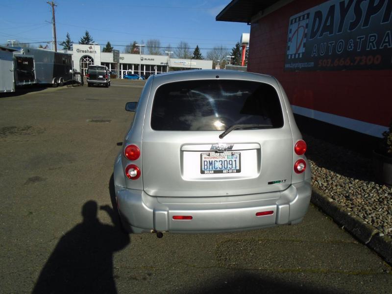 2010 Chevrolet HHR LT Car